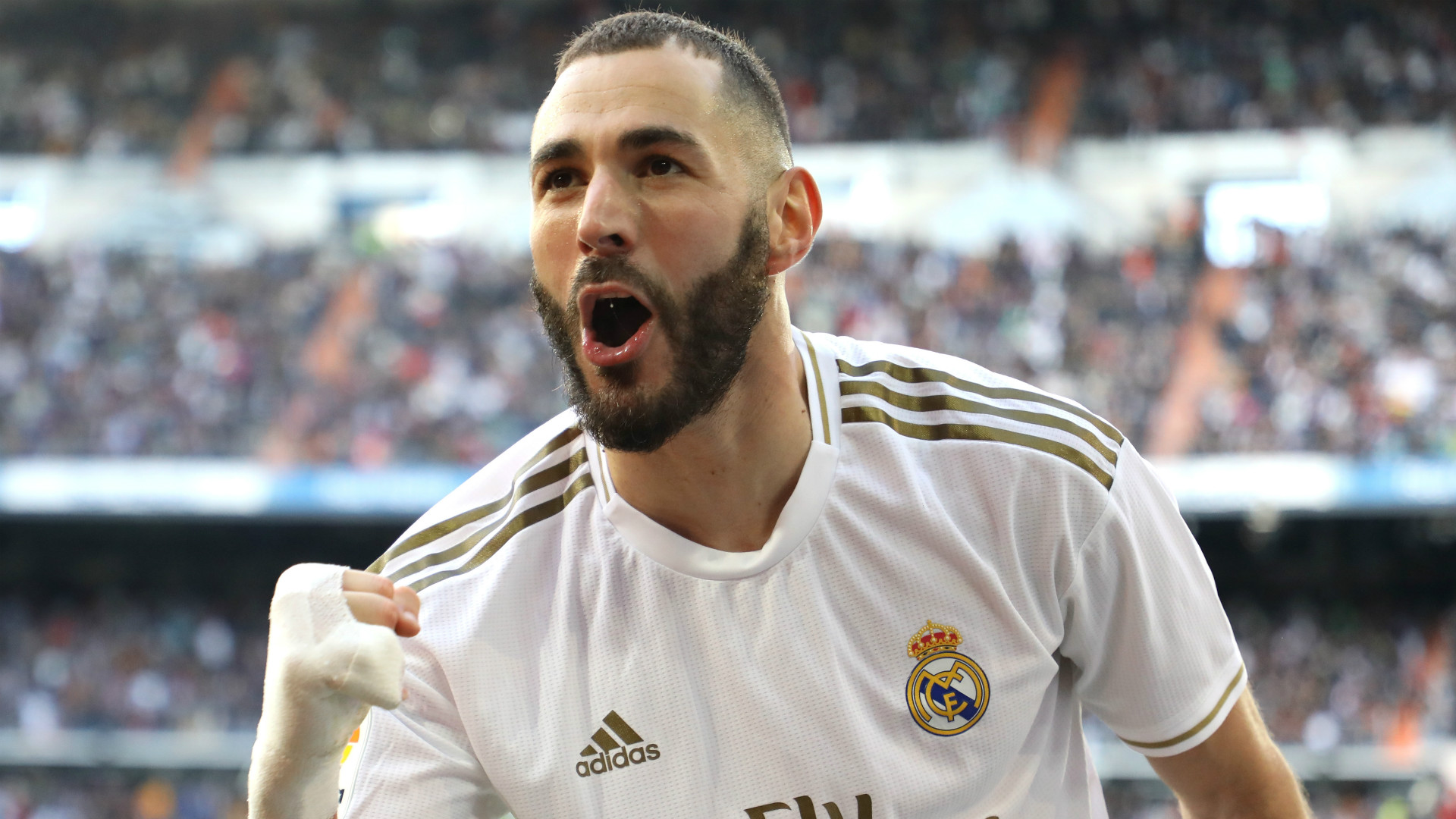 Benzema is a complete number nine & Real Madrid form has been no surprise –  Varane | Goal.com