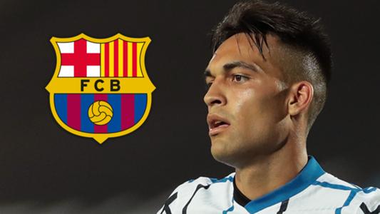 (Chuyển nhượng Barca) Người đại diện chốt hạ tương lai Lautaro Martinez