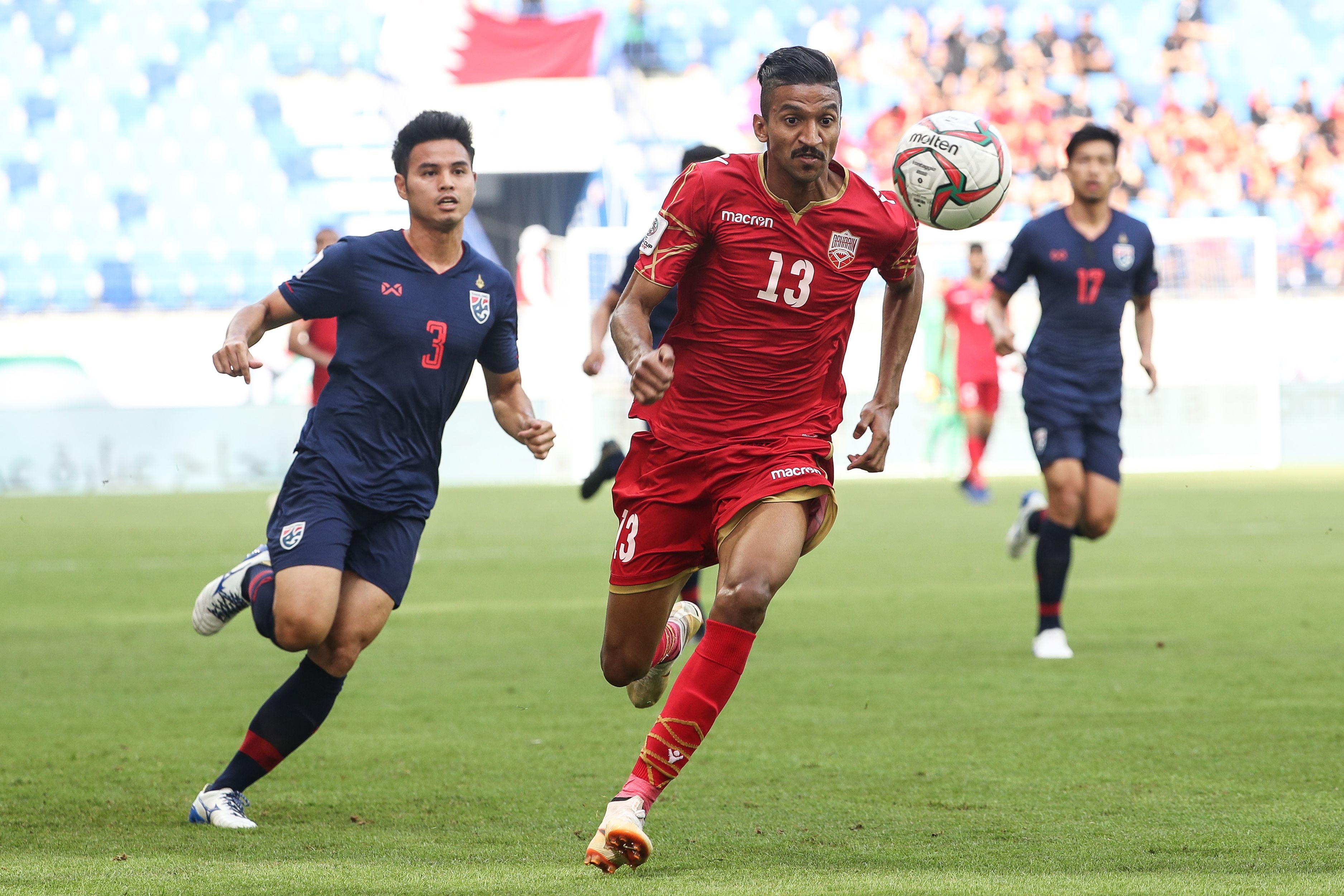 Mohamed Al Romaihi Bahrain Asian Cup 2019