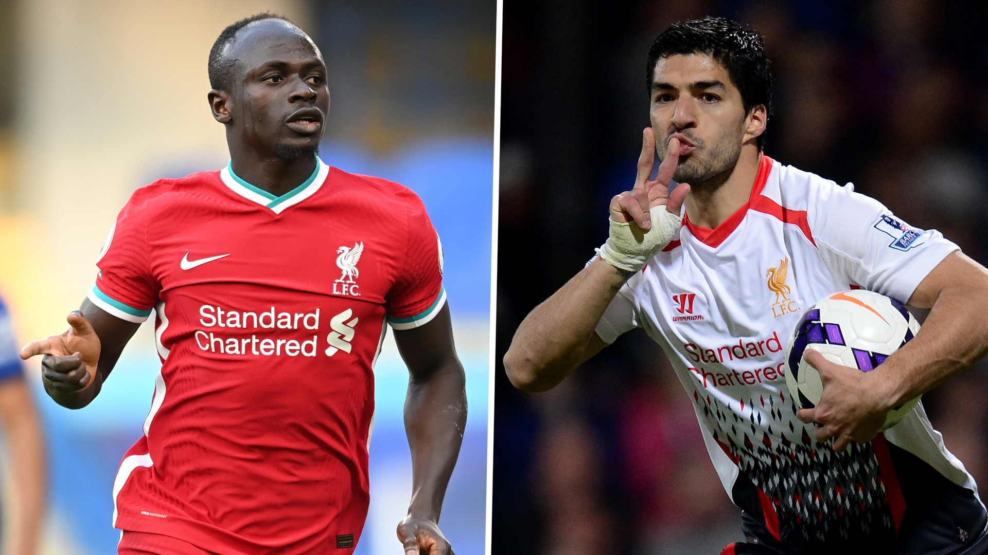 Mane proud to have topped Suarez at Liverpool as 83-goal star targets more end product