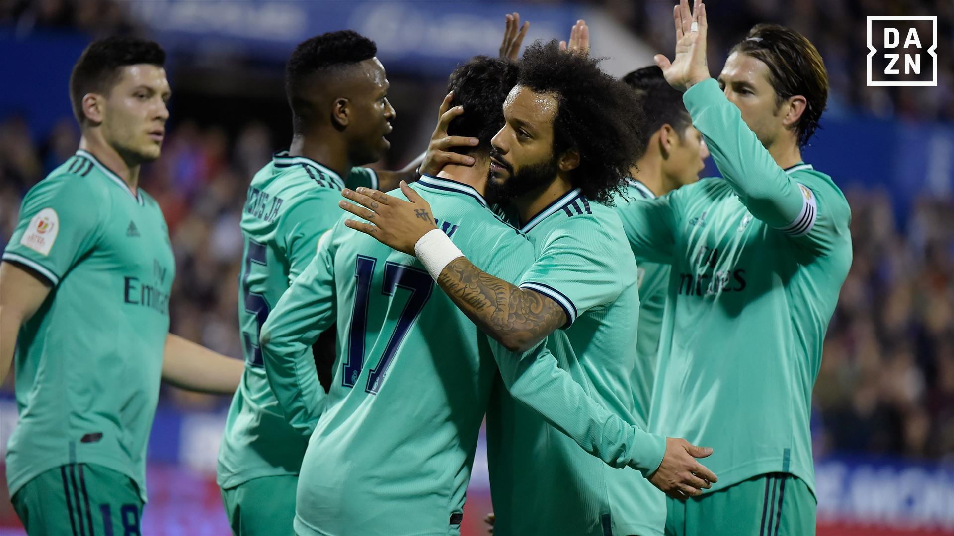 Real Madrid Copa Del Rey