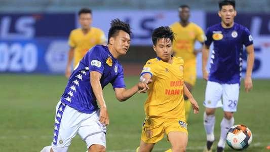 (V.League) Nam Định bắn gục Hà Nội trong ngày ra quân