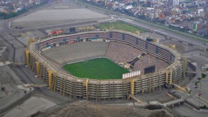 Estadio Monumental Lima Peru