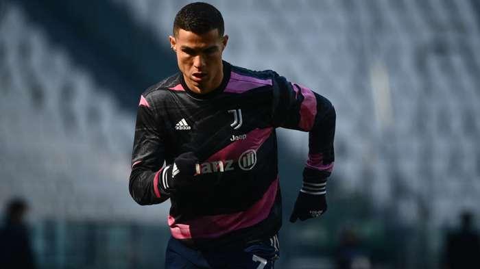Cristiano Ronaldo Juventus Benevento