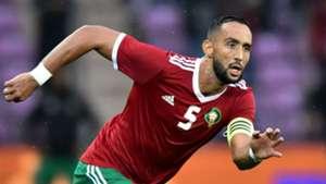 Medhi Benatia Morocco 2018
