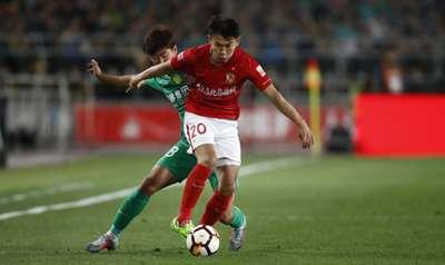 Guangzhou Evergrande Chinese Super League 2018