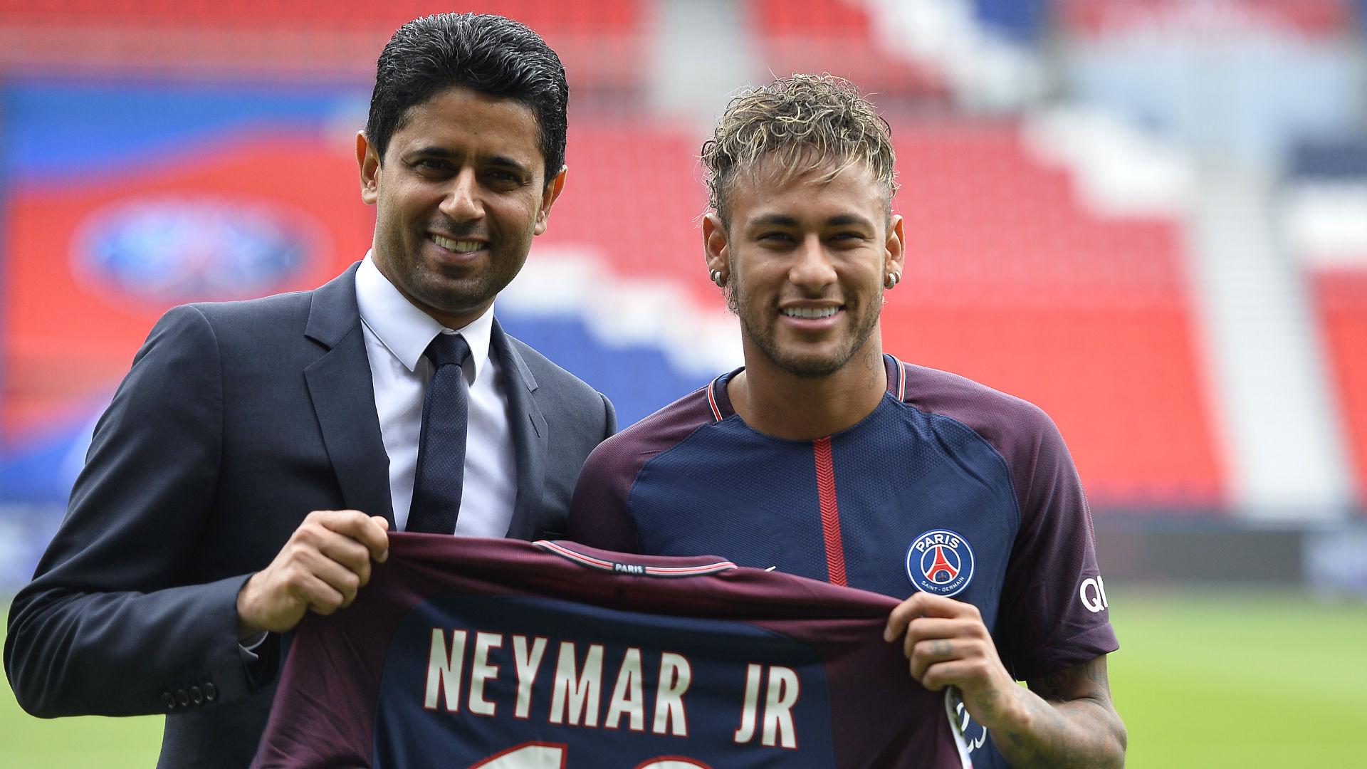 Nasser Al-Khelaïfi espera que los jugadores del PSG hagan un ...