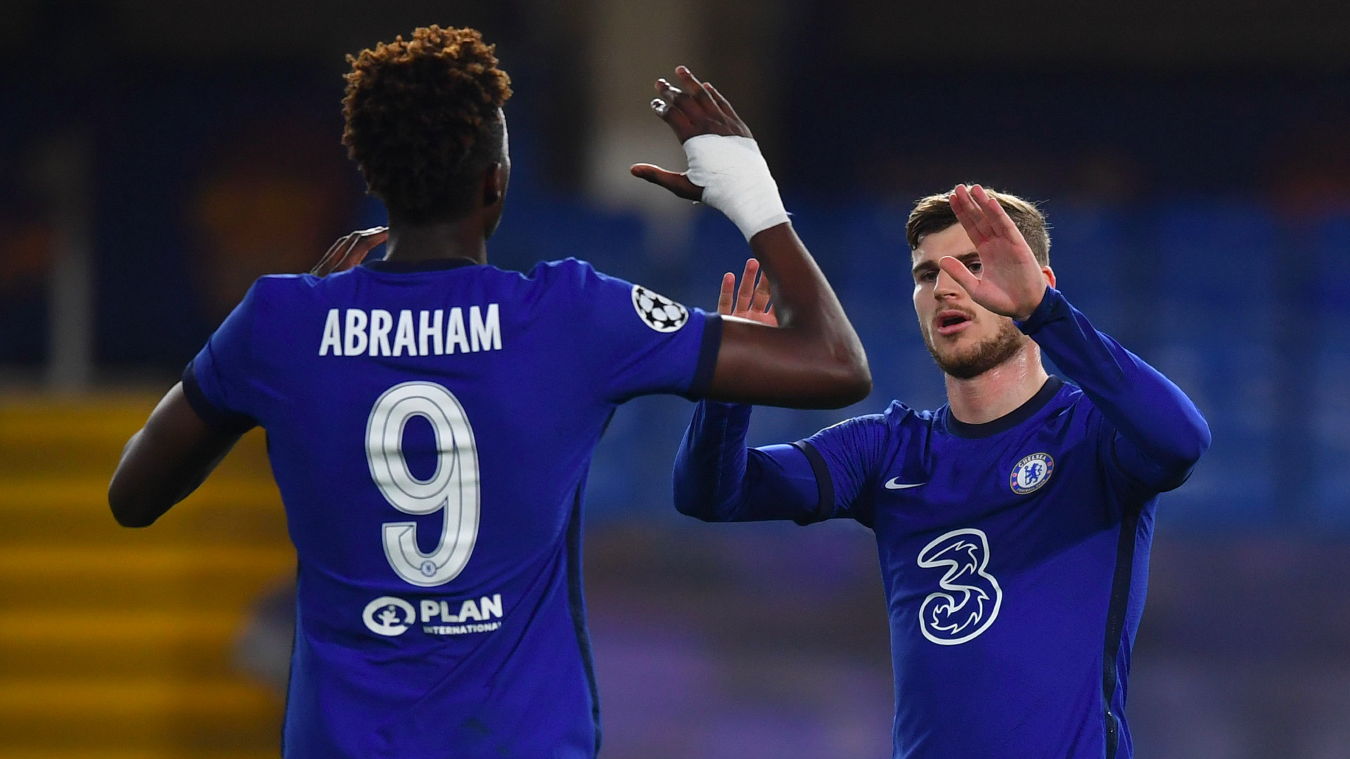 Is Abraham key to Chelsea getting the best out of Werner? | Goal.com