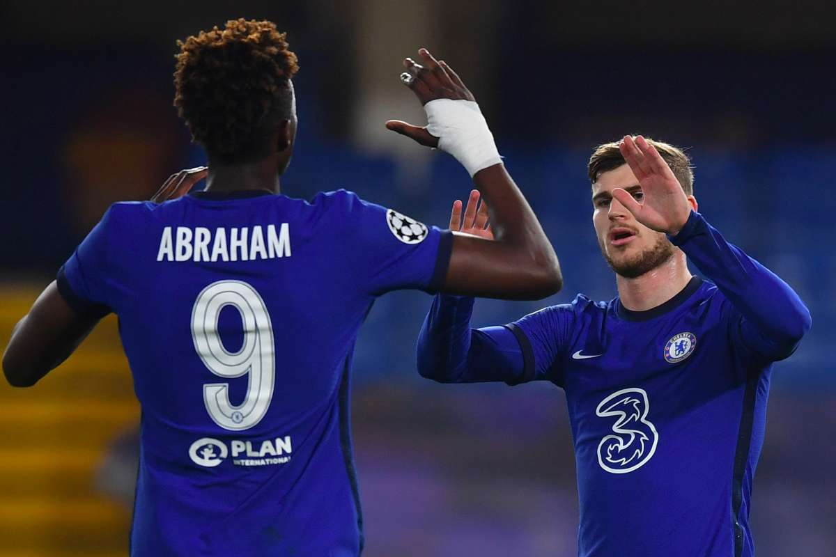 Is Abraham key to Chelsea getting the best out of Werner?   Goal.com