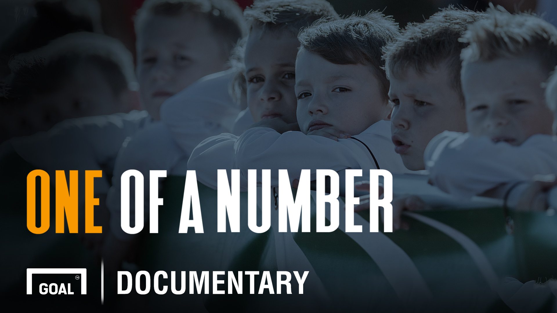 Video: One of a Number - a youth football documentary