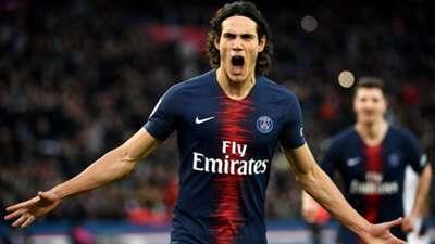 Edinson Cavani PSG Bordeaux Ligue 1 09022019