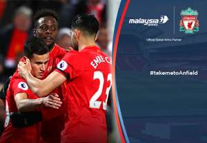 Liverpool Bournemouth Malaysia Airlines