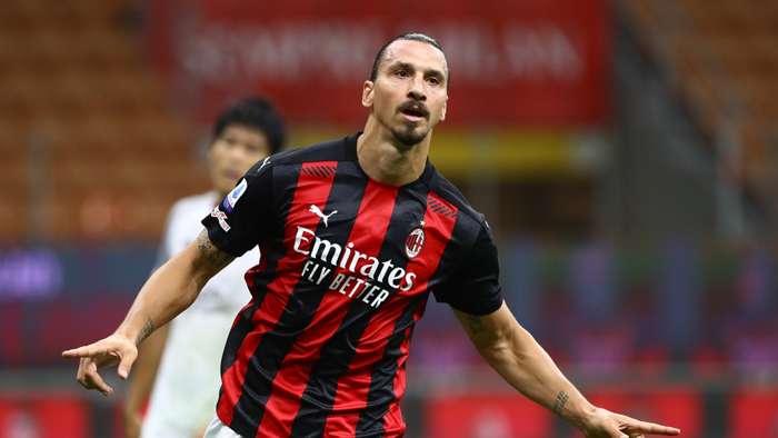 Zlatan Ibrahimovic, AC Milan, Serie A, 2020-21