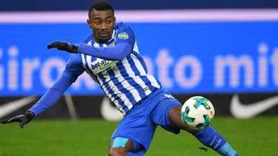 Salomon Kalou Hertha BSC 19012018