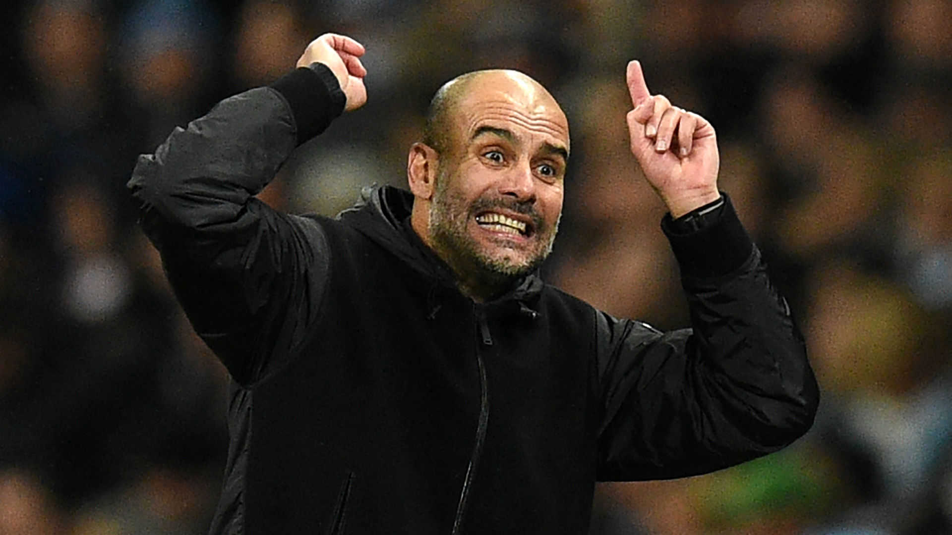 Pep Guardiola Manchester City Chelsea 231119
