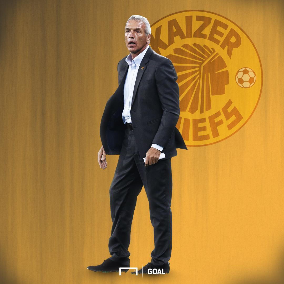 Ernst Middendorp Kaizer Chiefs