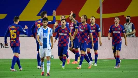 El resumen del Barcelona vs. Espanyol de LaLiga: vídeo, goles y estadísticas | Goal.com