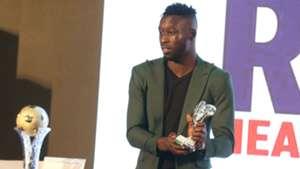 FAROUK SHIKALO of Bandari and Yanga SC wins Golden GLOVE.