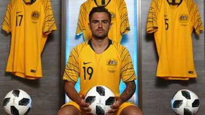 Josh Risdon Socceroos
