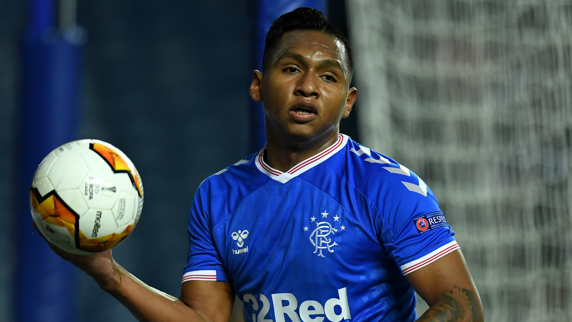 'I've picked the players that looked focused' - Rangers boss Gerrard drops Morelos amid transfer talk