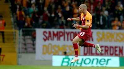 Sofiane Feghouli Galatasaray Antalyaspor