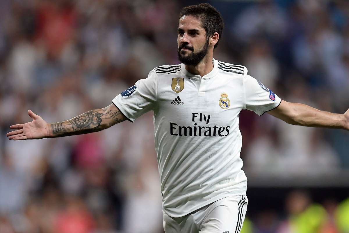 Real Madrid news: Isco dropped for 'sporting' reasons - Santiago Solari | Goal.com
