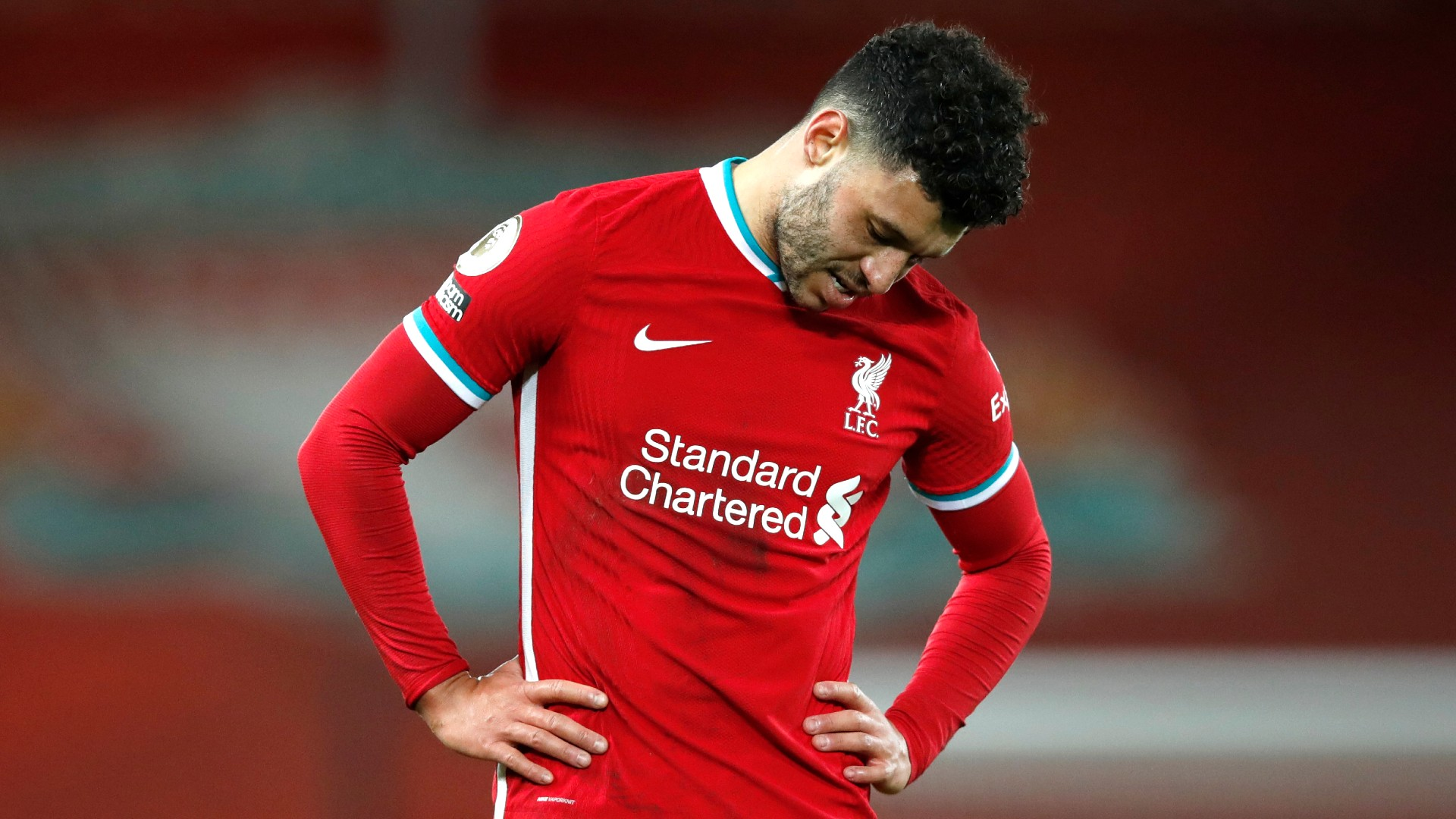 Oxlade-Chamberlain opens up on his situation at Liverpool as ...