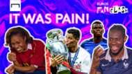 Euro 2020 fan clash It was pain Portugal France Euro 2016 final video