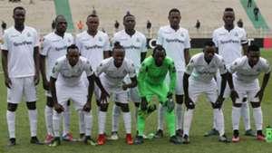 Gor Mahia squad v USM Alger.