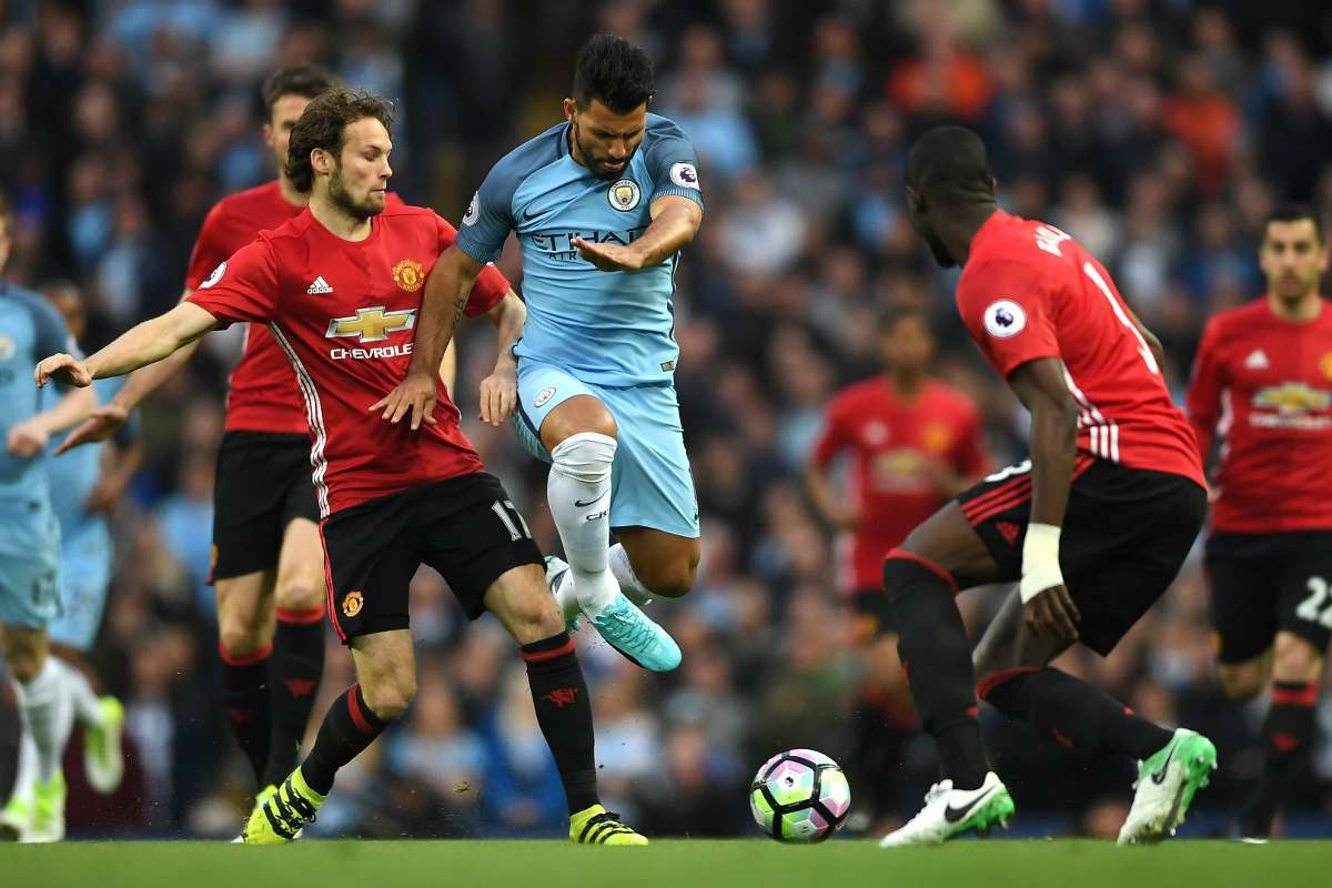 RAPOR PEMAIN Manchester City 0 0 Manchester United