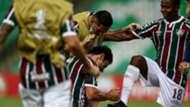 Fred Cazares Fluminense River Plate Libertadores 22 04 2021