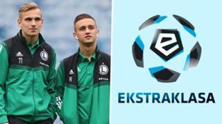Legia Warsaw Polish Ekstraklasa League