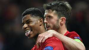 Marcus Rashford Manchester United Europa League