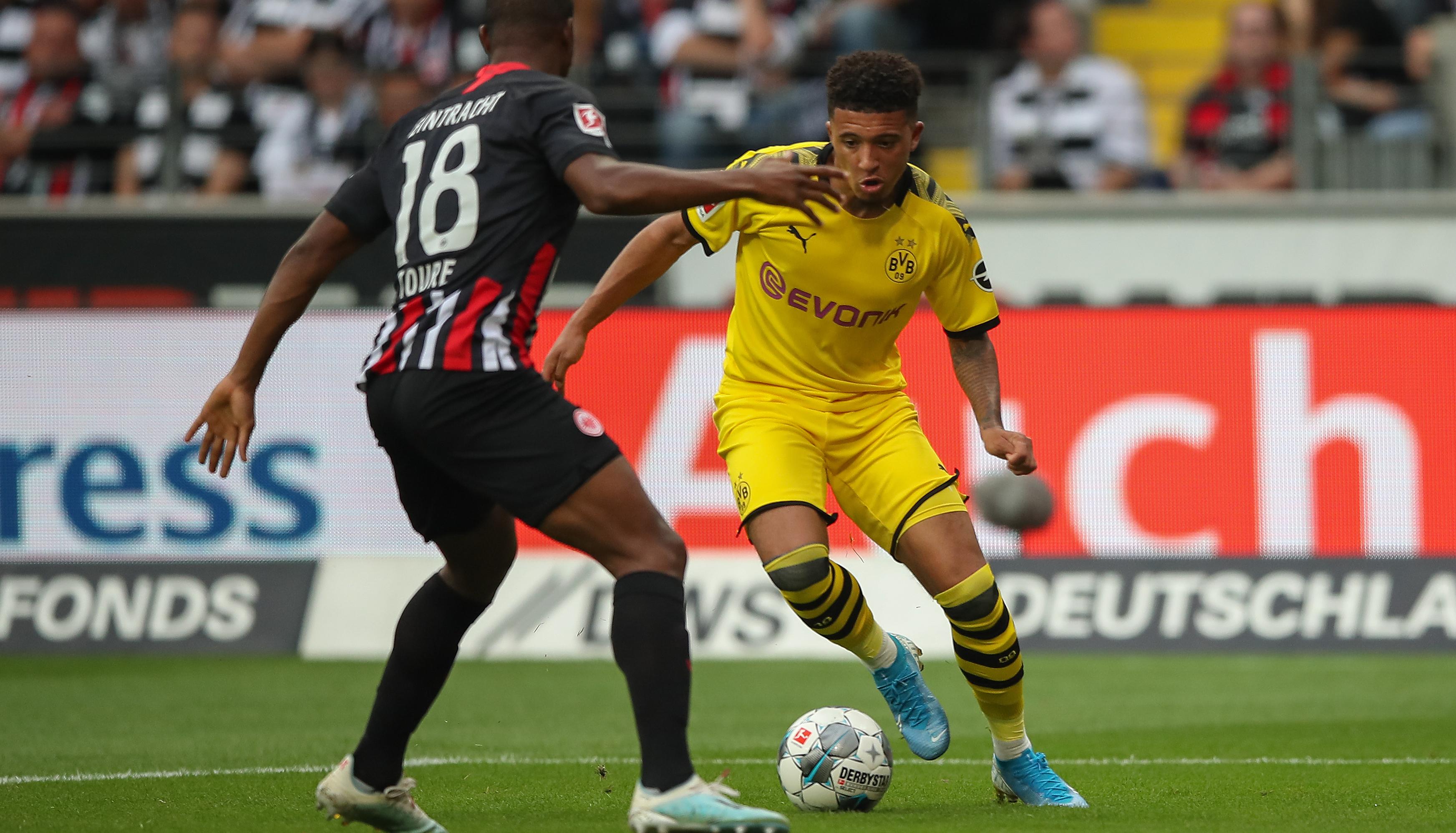 Dortmund Frankfurt übertragung