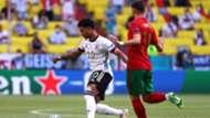 Germany Portugal EURO 2020 20210619 Serge Gnabry Bruno Fernandes