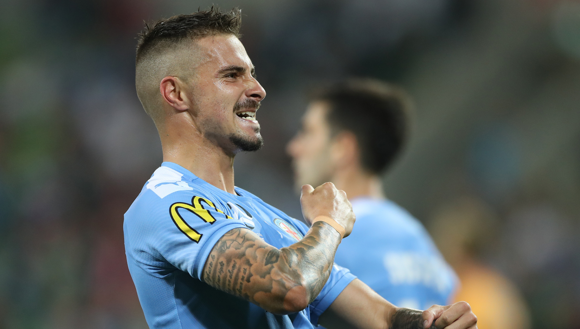A-League and Australian football news LIVE: Melbourne City hold off resurgent Wanderers