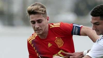 Robert Navarro Spain U17 2019