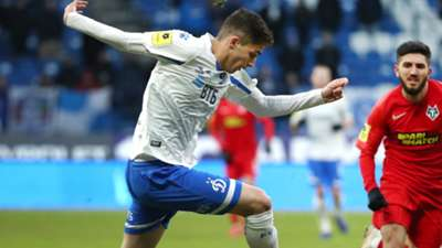 Arsen Zakharyan Dynamo Moscow 2020-21
