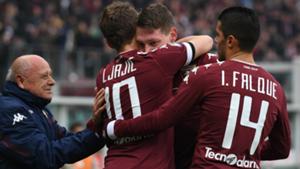 Iago Falque Adem Ljajic Torino Serie A