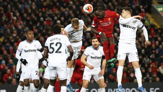 El resumen del Liverpool 3-2 West Ham, de la Premier League: vídeo, goles y estadísticas | Goal.com