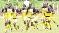 Tusker FC in action.