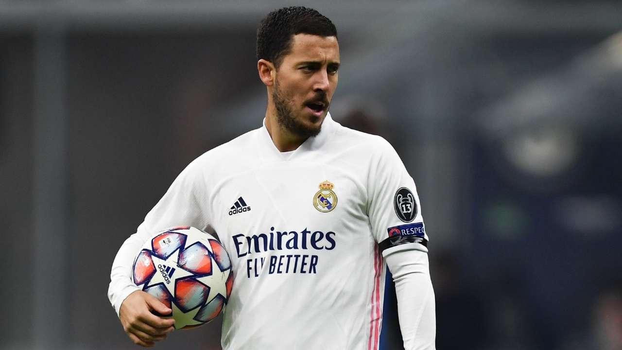 Eden Hazard Real Madrid 2020-21 1920x1080