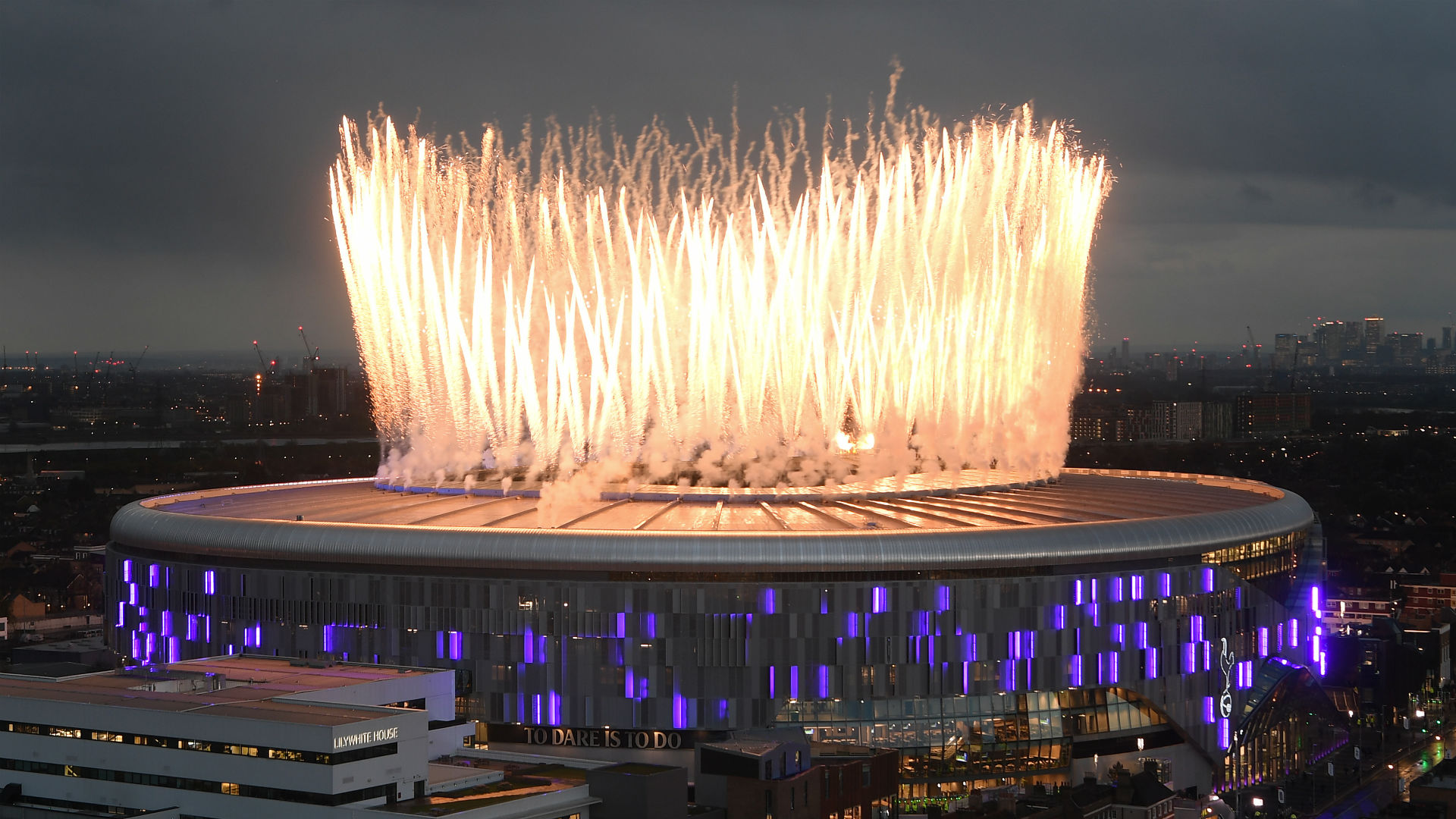Tottenham News Everything You Wanted To Know About The Tottenham Hotspur Stadium Goal Com