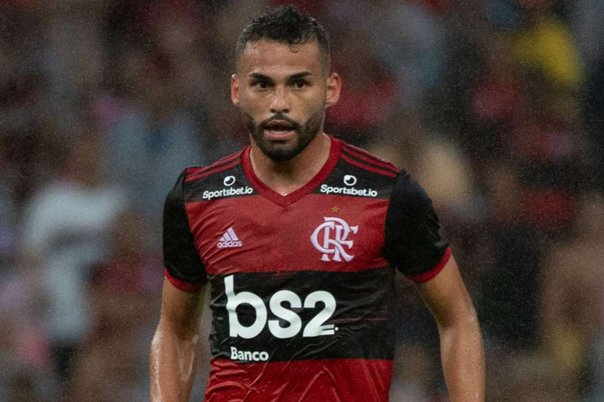 Pai de Thiago Maia sonha em ver dupla do Flamengo nas Olimpíadas de 2021 |  Goal.com