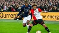 Denzel Dumfries Tonny Vilhena Feyenoord - PSV 12022018