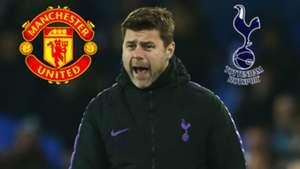 Mauricio Pochettino Tottenham Manchester United