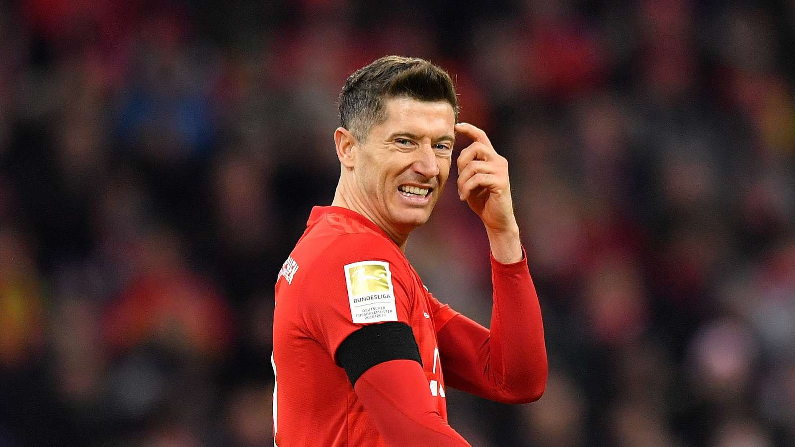 Robert Lewandowski Bayern Munich 21022020