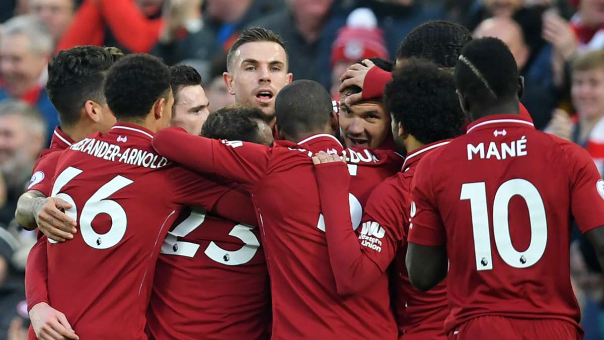 Liverpool news: Klopp: It's harder for Reds to win title ...