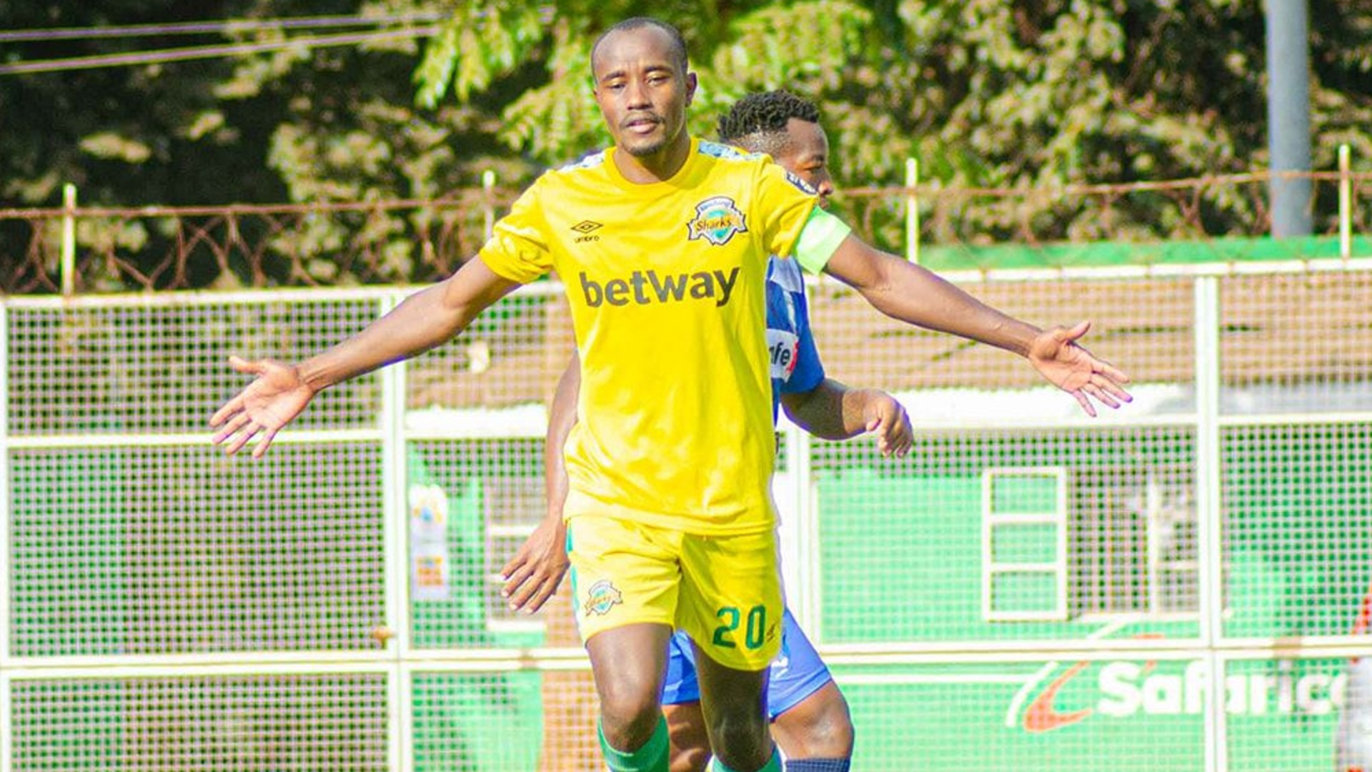 Kapaito: Kariobangi Sharks forward claims FKF Golden Boot award