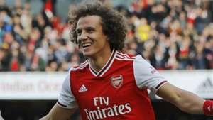"""Arsenal - David Luiz : """"Nous pouvons lutter pour le titre"""""""